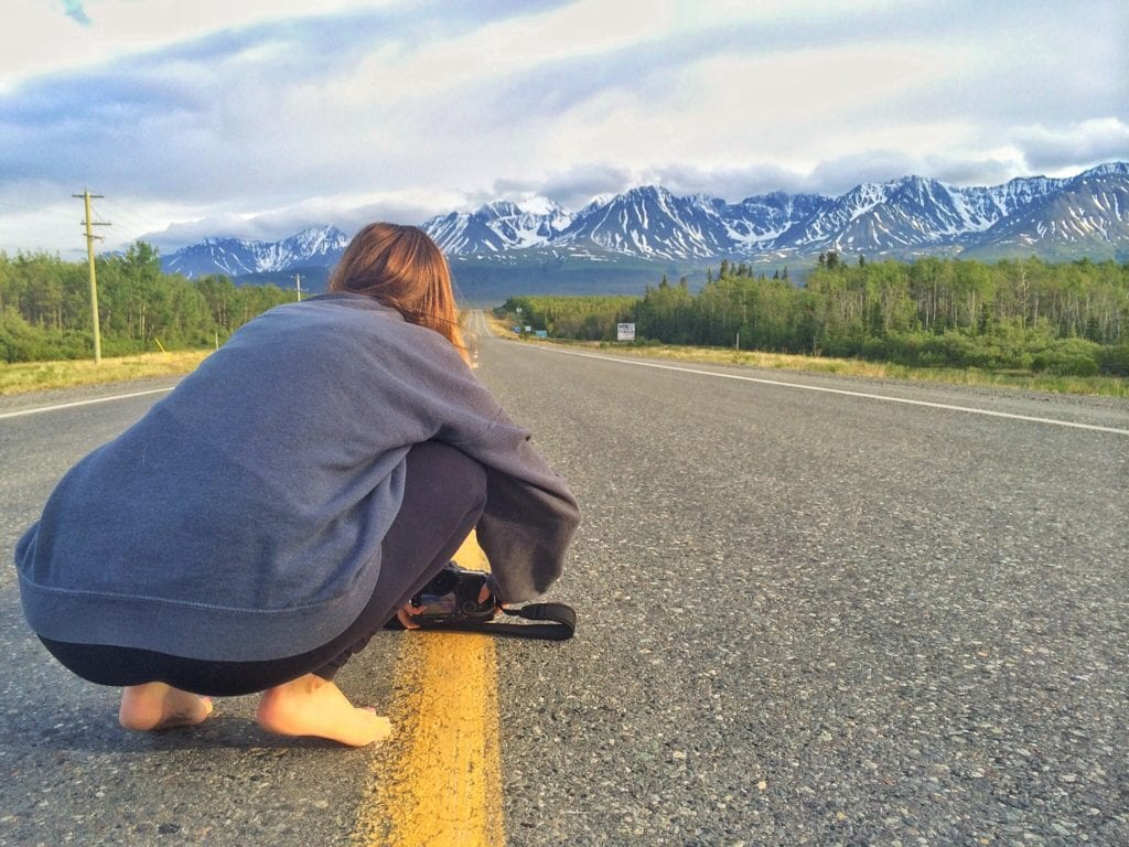 Exploring the Alaskan Highway