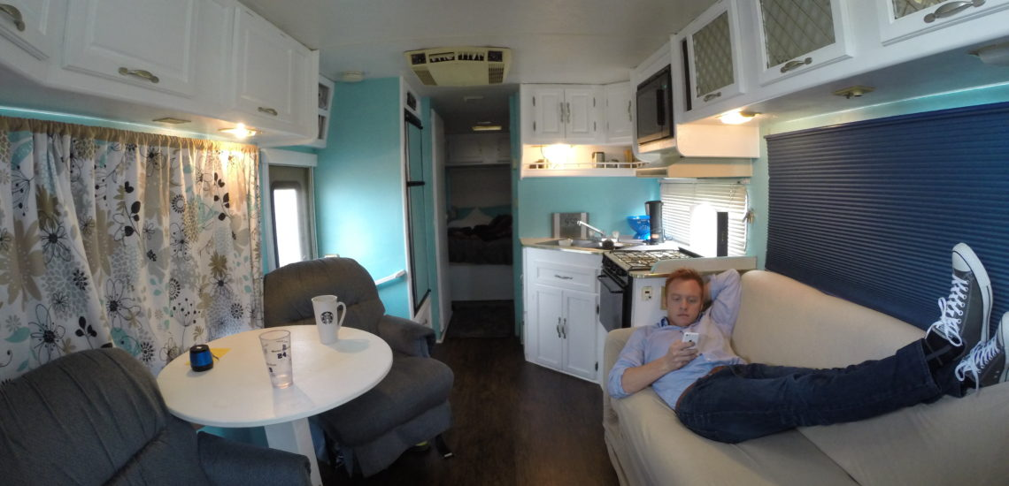 Six Reasons Why You Should Live in an RV During Your 20's