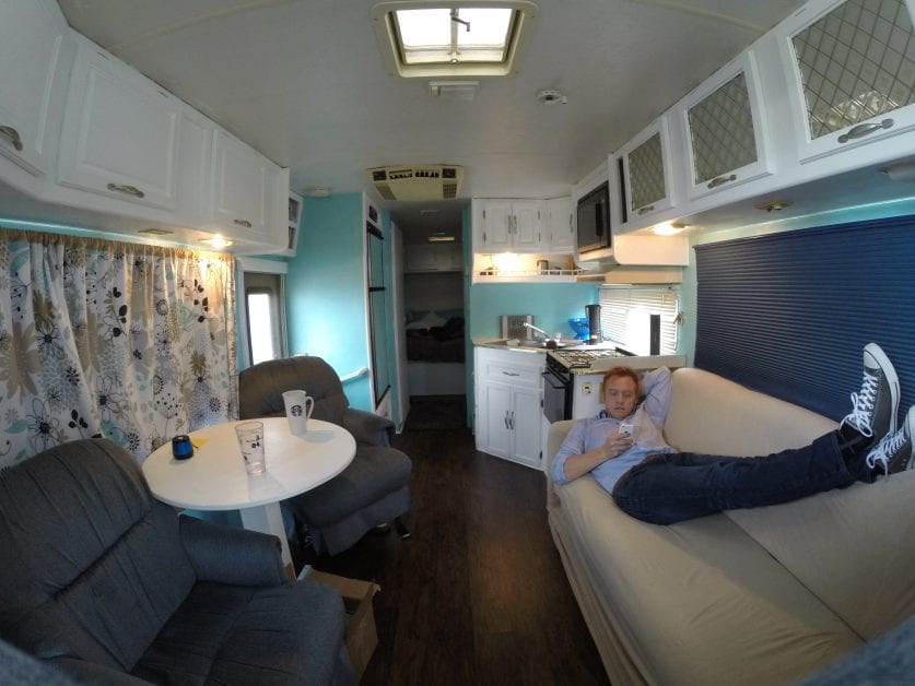 Why You Should Live In An Rv During Your 20 S