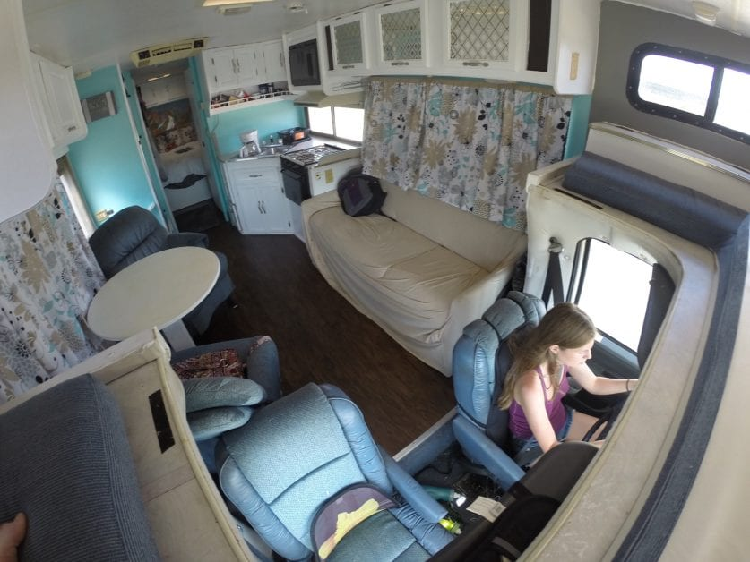 Model RV Living  Pros And Cons  OffGrid