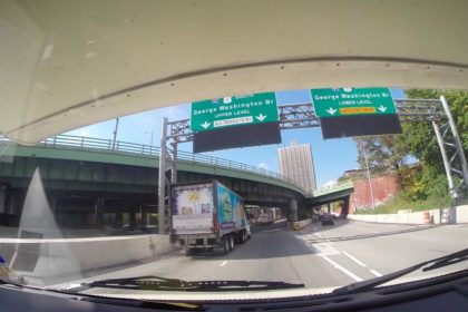 what I learned from driving my rv through new york city