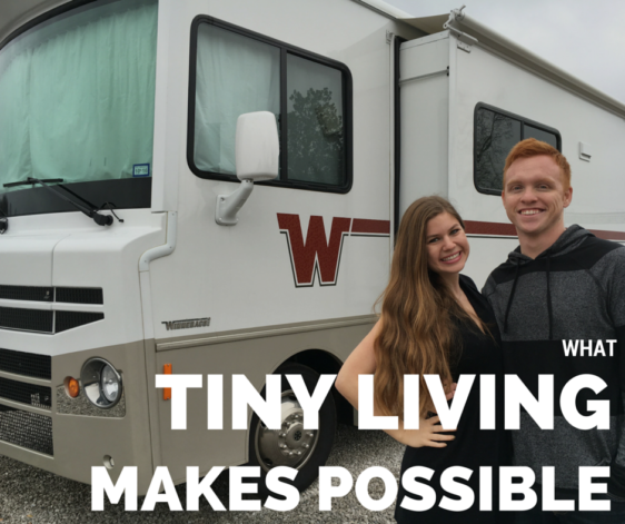 What Tiny Living Makes Possible