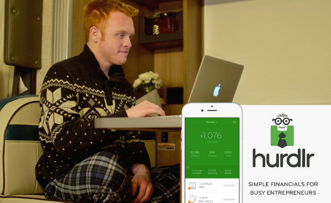 How to Avoid the Stress While Paying Your Taxes: Hurdlr App Review