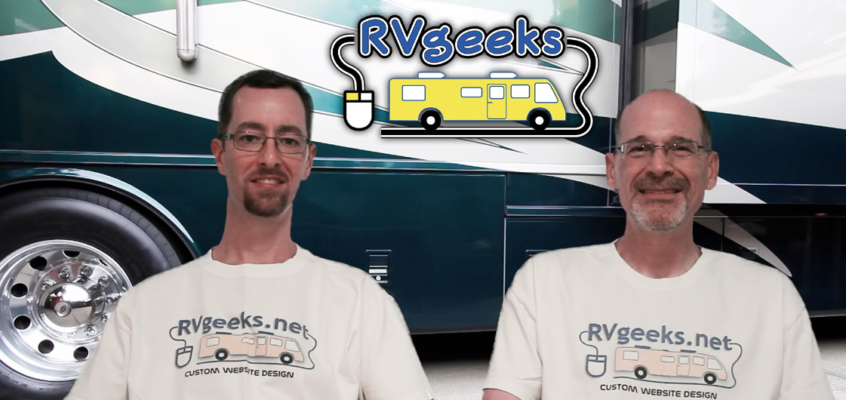 RVE 0027: How The RV Geeks Built the Most Popular RVing Youtube Channel