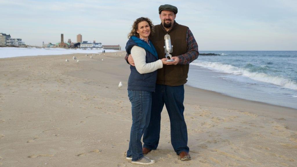 Stephanie and Jeremy from RV Family Travel Atlas
