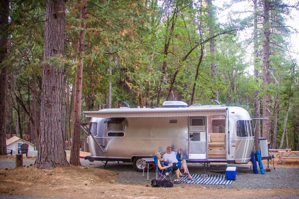 RV Sites at The Inn Town Campground