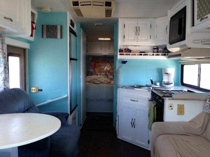Our 1994 Class C Motorhome Renovation Heath Amp Alyssa