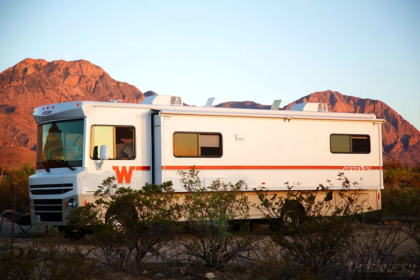 renting RV on outdoorsy
