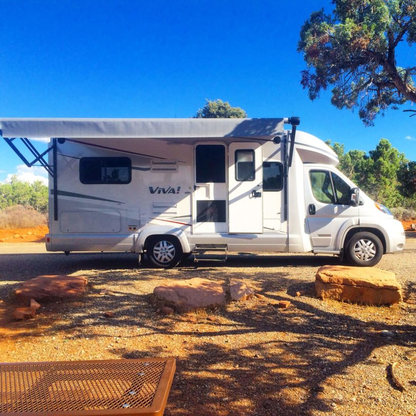 RVE 0034: How Michelle Makes Six Figures from a Blog While Full-Time RVing