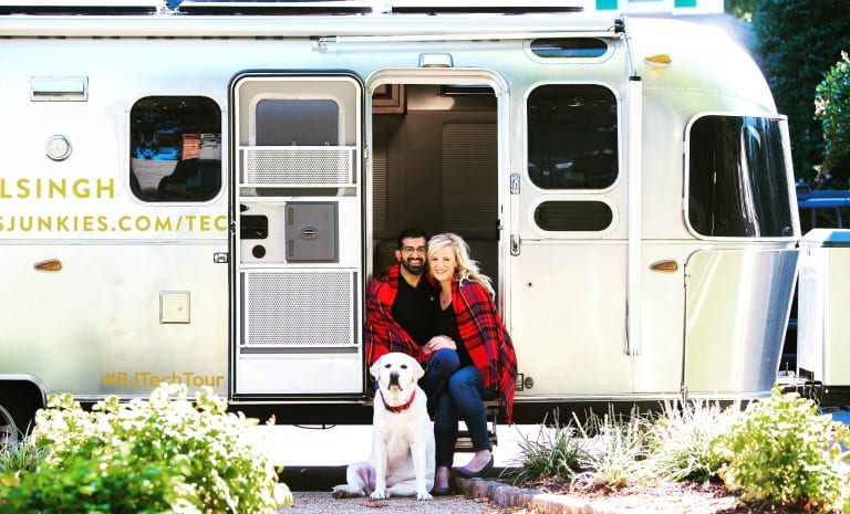 RVE 0035: Why This Investor is RVing Across the Country Looking for Startups