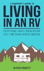 Learn how to transition to full-time RVing