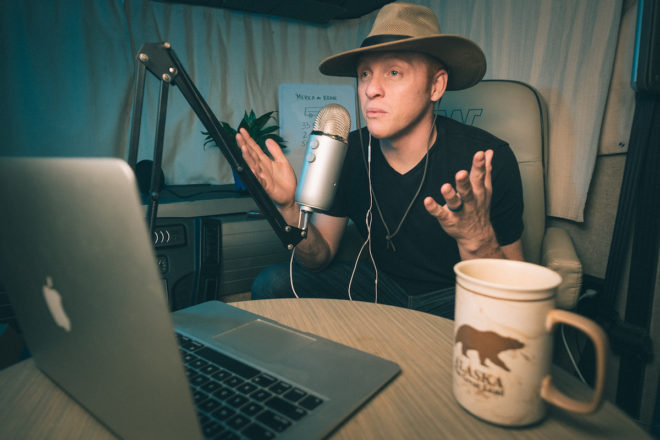 How podcasting changed my life