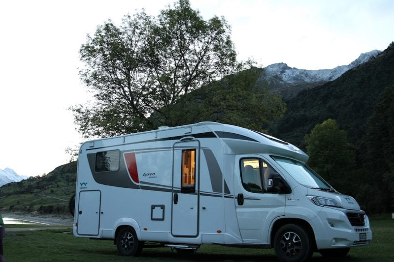 Kidds Bush Reserve is one of the best campsites in New Zealand