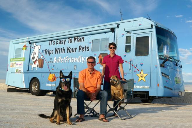 Burkert Family - Go Pet Friendly